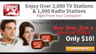 Internet TV|Rabbit TV is better than cable tv