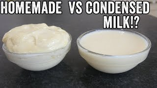 Condensed milk Mayonnaise?!
