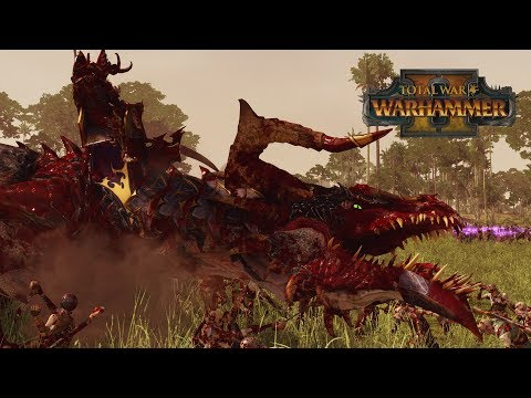 DRAG-GUN - Dark Elves vs Vampire Coast // Total War: Warhammer II Online Battle