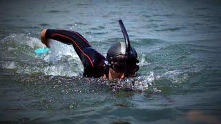 51-Year-Old Man Swimming From Japan to San Francisco to Save the Planet
