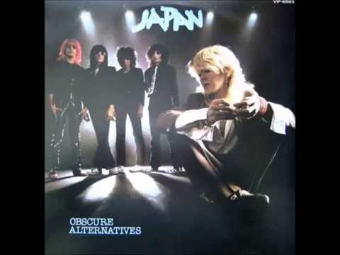 Japan - Obscure Alternatives (full album)