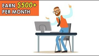Earn $500+ Per Month Passive Income (Step By Step) (Make Money Online)