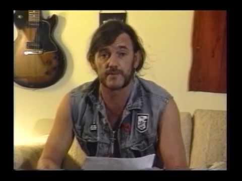 Hard N' Heavy - 11 - Mötorhead - Ask Lemmy