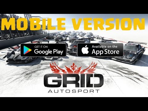 Grid Autosport Android and iOS