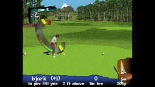 Saturn: PGA Tour 97