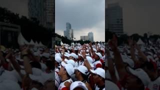 Benyamin S - Nonton Bioskop (cover Elek Yo Band) Perayaan HUT JNE 26tahun