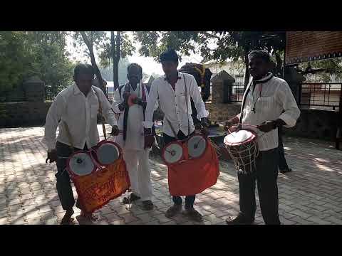 लोककला-संबळ वाद्य महाराष्ट्र बळीराजा महोत्सव अहमदनगर