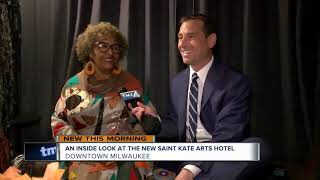 St. Kate Hotel now open in Milwaukee