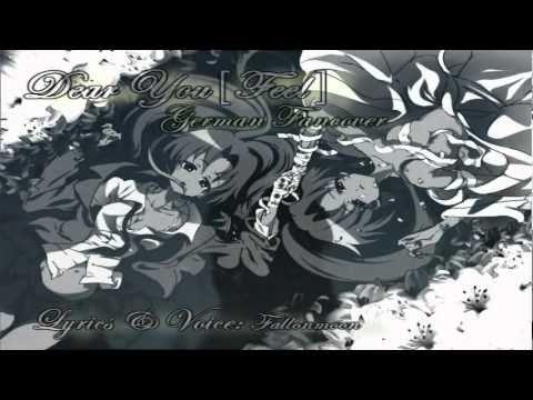 ♪ Higurashi no naku koro ni ~ Dear you [Feel] ~ German 【FanCover】 ♪