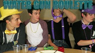 Water Gun Roulette