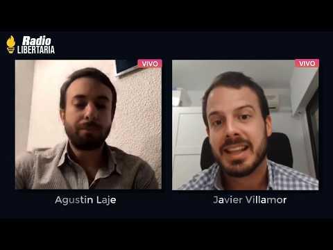 "agustin-laje-y-javier-villamor-""la-nueva-derecha""-|-radio-libertaria"