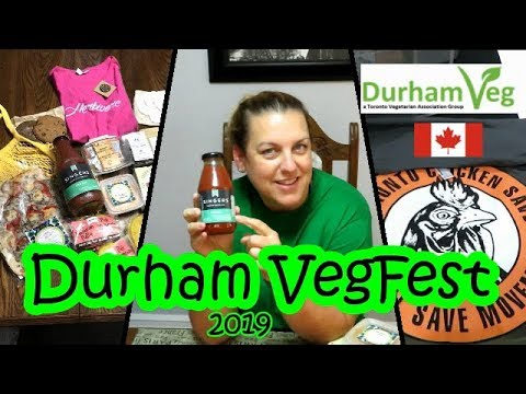 Durham VegFest 2019