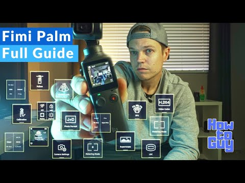 Fimi Palm Guide and Complete Menu Operations