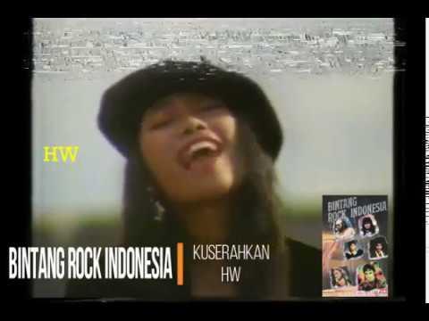 Bintang Rock Indonesia -  Kuserahkan (1989) (Selekta Pop)