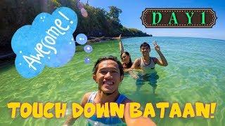 BYAHENG BATAAN | DAY 1 (Travel Vlog)