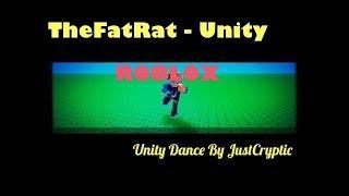 TheFatRat - Unity | ROBLOX Dance
