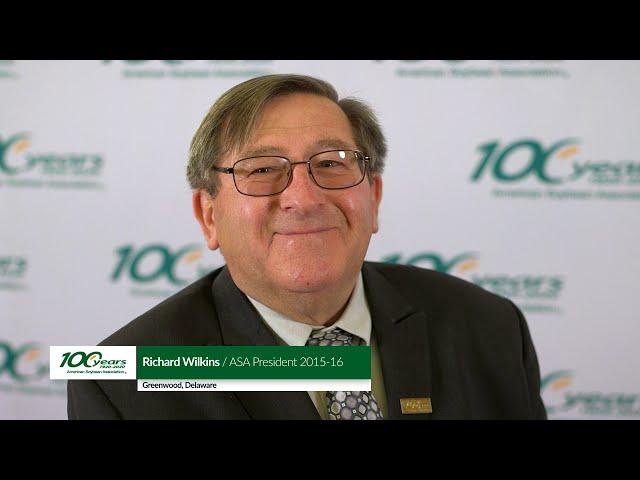 President Profiles Richard Wilkins