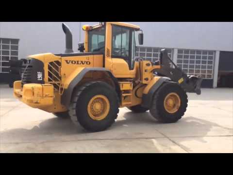 Volvo L90F Operational Test And Used Machine Inspection Checklist