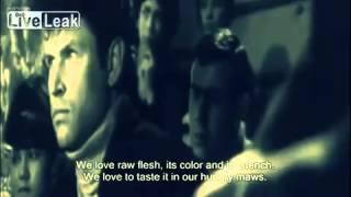 Russian poetry.Aleksandr Blok - The Scythians (1918) English subtitles!!