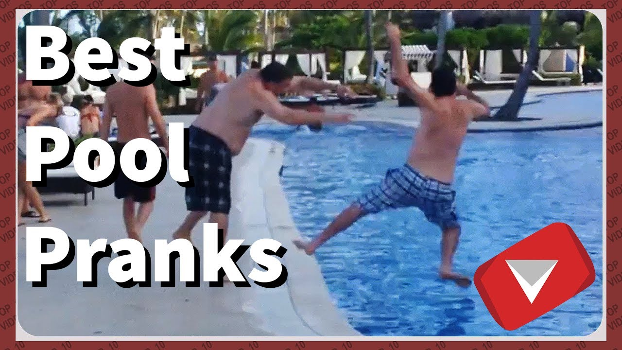Swimming Pool Prank Gone Wrong Compilation [2017] (TOP 10 VIDEOS)