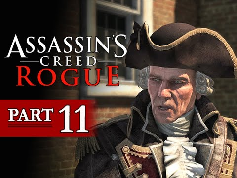 Assassin's Creed Rogue Walkthrough Part 11 - Keep Your Friends Close (Gameplay Commentary)