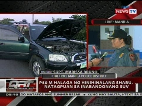 QRT: Panayam kay Supt. Marissa Bruno, Chief PIO, Manila Police District