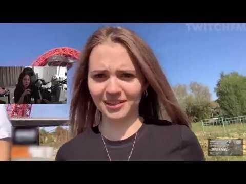 DianaRice смотрит Топ Моменты с Twitch | TWITCHFM