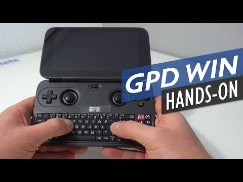 GPD MicroPC with 6-inch Display Coming in 2019 for just $299