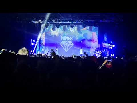 NINES - TRAPPER OF THE YEAR - MANCHESTER 15/09/18