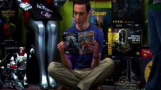 The Big Bang Theory Season 3 Funny Moments Part 1