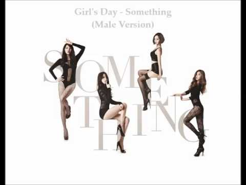 Girl's Day - Something (Male Version)