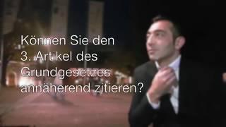 Allianz Deutscher Demokraten - Interview  Bilgili Üretmen