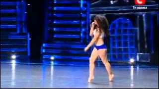 ukraine's got talent - Anastasia Kolesnichenko