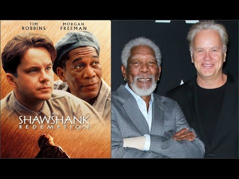 The Shawshank Redemption Cast Then and now