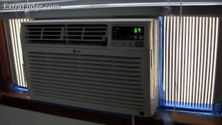 LG LW8012ER 8000 BTU Window Air Conditioner Review