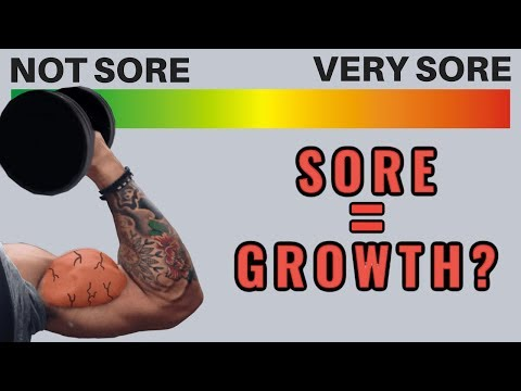 "Does Muscle Soreness Mean Muscle Growth? (""DOMS"" Explained)"