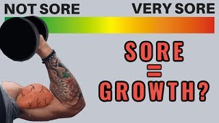 """Does Muscle Soreness Mean Muscle Growth? (""""DOMS"""" Explained)"""