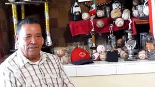 Mario Guzmán Benítez, beisbolista distinguido de Cuautitlán / DIF CUAUTITLAN