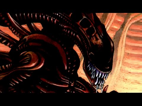 The Scorpion Xenomorph - Explained