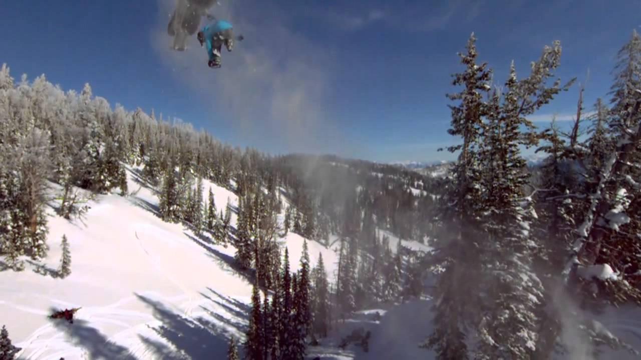List of snowboard tricks - Wikipedia