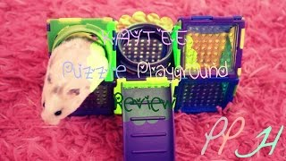 Kaytee Puzzle Playground Review