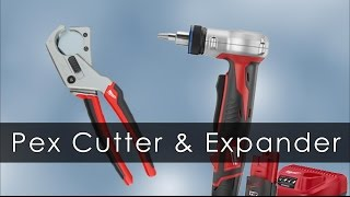 Milwaukee PEX Plumbing Tools