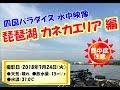 2018年7月24日 琵琶湖 水中映像【カネカ周辺エリア】(四国パラダイス 特別編)