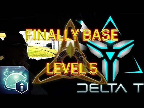 Finally! Base Level 5   Delta T Game   Message to Other Players