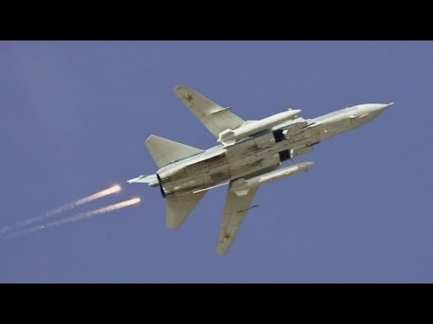 Turkey releases audio of 'warnings' to downed Russian jet