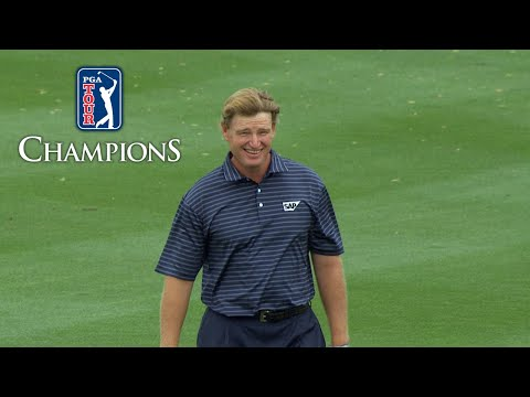 Top 10 shots of Ernie Els' PGA TOUR career