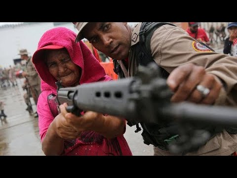 Venezuela holds military exercises after US threat