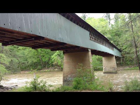 Covered bridges of Alabama , a Keyfarm road trip.