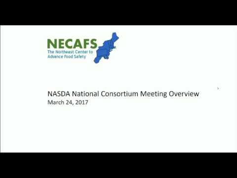 NECAFS March 2017 Webinar