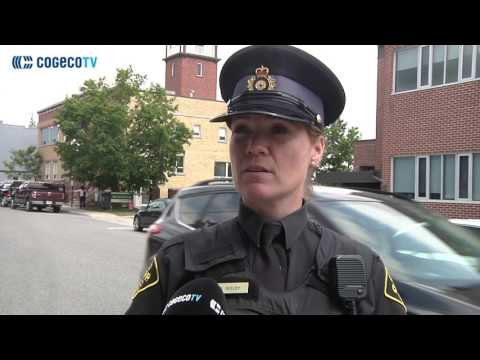 Bracebridge OPP investigating theft